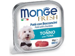 MONGE FRESH Dog tuňák 100g/32ks