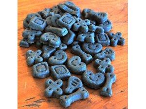 Sušenky černé uhlí 1kg