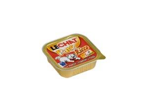 Lechat RICCO Cat hovězí/kuřecí játra 100g/32bal