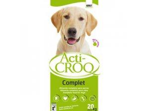 ACTI-CROQ Dog Complet 20kg 22/8