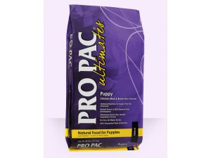PRO PAC ULTIMATES Dog Puppy Chicken & Brown Rice 30/20  2,5kg