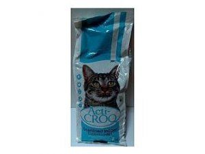ACTI-CROQ Cat Sterilized 2kg