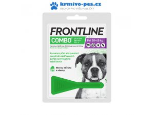 Frontline COMBO Spot-on Dog L1x2,68ml (20-40kg)