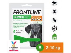 Frontline COMBO Spot-on Dog S 1x0,67ml (do 10kg)