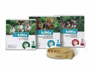KILTIX 53cm Antiparazitní obojek pro střední plemena psů.