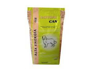 NATURAL CAN Dog High Energy 28/13 20 kg