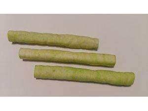 Zelená rolovaná tyč 25x3cm (10/100)