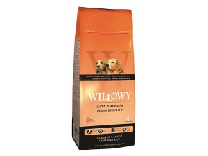 WILLOWY Dog High Energy 30/16 4kg