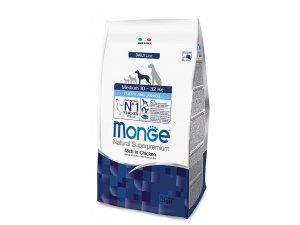 MONGE Dog Medium Puppy & Junior Kuře, rýže 29/18  15 kg - chovatelské balení - C:\Users\Macicek\Desktop\RES\Breaders monge\Monge-Breeders.jpg