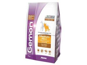 GEMON Dog Medium Adult Kuře s rýží 25/14 3 kg