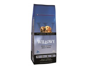 WILLOWY Dog Daily Menu 22/8  20 kg