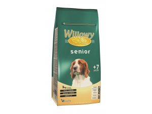 WILLOWY GOLD Dog Senior  3kg