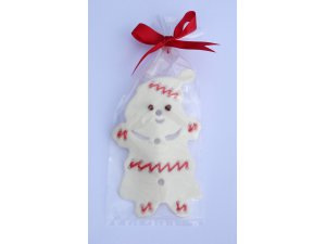 Vánoční Sněhulák velký