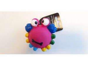 Krabík barevný - VINYL 7.5cm