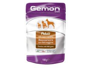 GEMON Dog HP kapsička zvěřina 100g/24bal