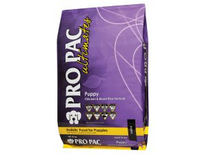 PRO PAC ULTIMATES Dog Puppy Chicken & Brown Rice 30/20 20kg