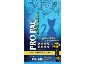 PRO PAC ULTIMATES CAT Deep Sea  Select Whitefish & peas 2kg