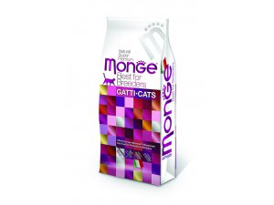 MONGE Cat Indoor 10kg