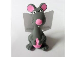 Myšák pískací - LATEX 13cm (250/1)