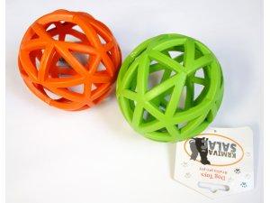 Děrovaný míč zelený 12,5cm (72/1)