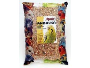 Apetit Andulky - základní krmná směs 1kg (6ks/bal.)