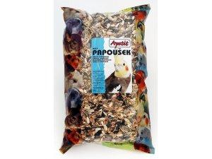 Apetit Malý papoušek - základní krmná směs 1kg (6ks/bal.)