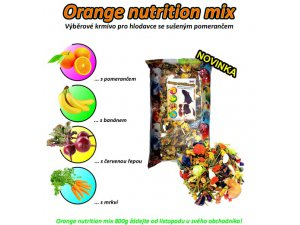 Apetit Orange nutrition MIX 800g (6ks/bal.)