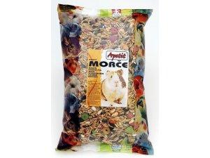 Apetit Morče - základní krmná směs  1kg (6ks/bal.)
