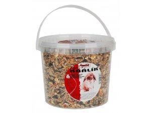 Apetit Zakrslý králík - základní krmná směs 1,7kg