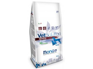 MONGE VET DOG hepatic 12kg