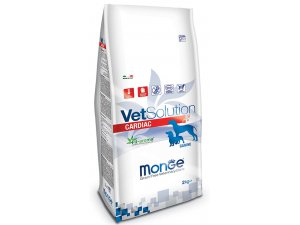MONGE VET DOG cardiac  12kg