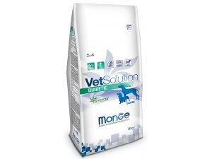 MONGE VET DOG diabetic 2kg