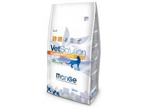MONGE VET FELINE urinary struvite 400g