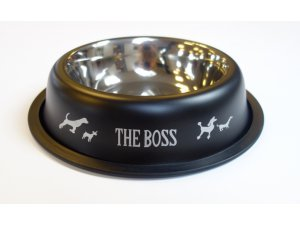 "Miska ""The Boss"" 0,2l/12cm"