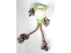 Přetahovadlo panák opička 35cm (100/1)