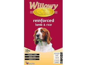 WILLOWY GOLD Dog Lamb & Rice 30/18 15kg