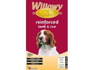 WILLOWY GOLD Dog Lamb & Rice 30/18 15kg