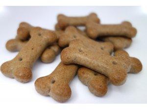 Sušenky kostičky hovězí 5 cm  10kg