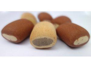 Sušenky trubičky plněné MIX 2cm  10kg