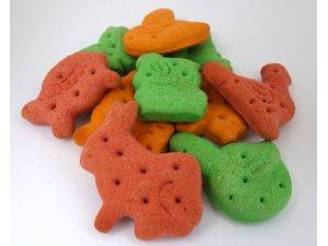 Sušenky zvířátka  4,5cm  10kg