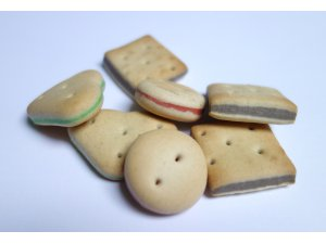 Sušenky sendvič MIX 3-4cm  1kg