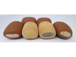 Sušenky trubičky plněné MIX 2cm  500g