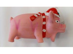 Vánoční prasátko - LATEX
