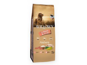 WILLOWY NATURE Dog Salmon & Rice  15kg