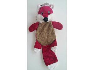 Liška plochá - 23 cm