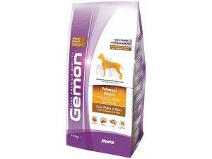 GEMON Dog Maxi Adult Maintenance Kuře, rýže 26/12  15kg