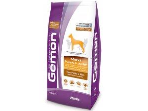 GEMON Dog Maxi Puppy Kuřecí s rýží 27/15  15kg