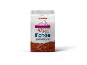 MONGE Dog EXTRA  MINI  Adult, jehně, rýže, brambory 0,8kg
