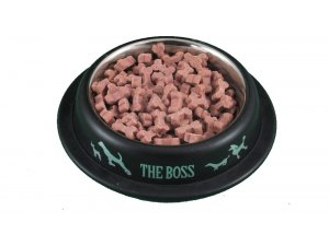 Mini Bones Losos 10kg - Poloměkké kostičky