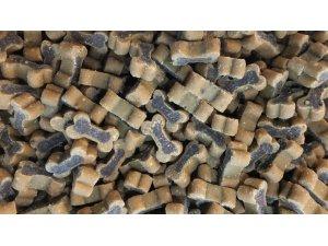 Mini Bones Zvěřina 10kg - Poloměkké kostičky - Antos zvěřina detail.jpg